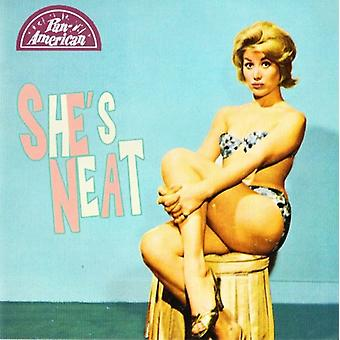 She's Neat [CD] USA import