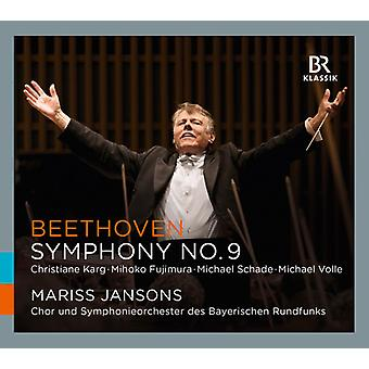 Beethoven / Chor & Symphonieorchester Der Bayeris - Symphony No. 9 [CD] USA import