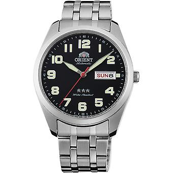Orient 3 Star Watch RA-AB0024B19B - Stainless Steel Unisex Automatic Analogue