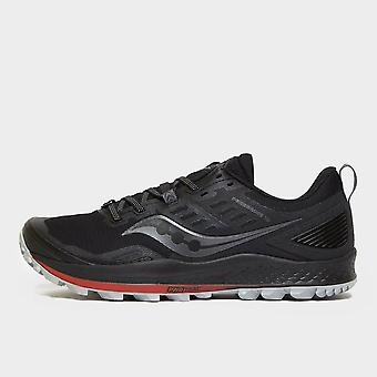 Saucony Men's Peregrine 10 Trail Running Shoes Black