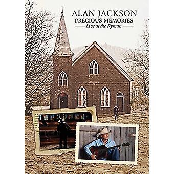 Alan Jackson - Precious Memories [DVD] USA import