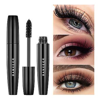 4d Soie Fibre Cils Mascara Waterproof Extension Thick Long Curling Maquillage