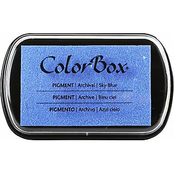 Clearsnap ColorBox Pigment Ink Full Size Sky Blue