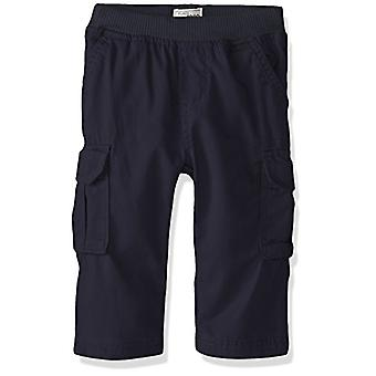 The Children's Place Little Boys and Toddler Skinny Chino Pant, New Navy, 4T