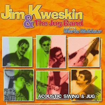 Jim Kweskin & Jug Band - importation USA acoustique Swing-Vanguard Sessio [CD]