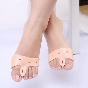 Gel Bunion Corrector Big Toe Separators Straightener - Foot Care Tools
