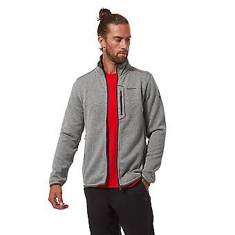 Craghoppers Mens Bronto Zip Pocket Fleece Jacket