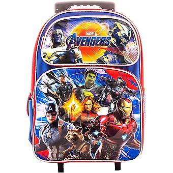 Large Rolling Backpack - Marvel - Avengers Infinity War New 002039