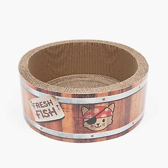 Catit Rascador Barril Piratas (Cats , Toys , Scratching Posts)