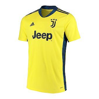 2020-2021 Juventus Home Adidas Goalkeeper Shirt