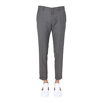 Paul Smith M1r150me0122570 Men's Grey Wool Pants