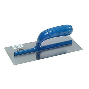 R.S.T. Plasterers Lightweight Finishing Trowel Plastic Handle 11x4.1/2in RST6025