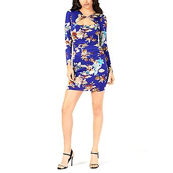 Je suppose | Joslyn Twisted Keyhole Bodycon Robe