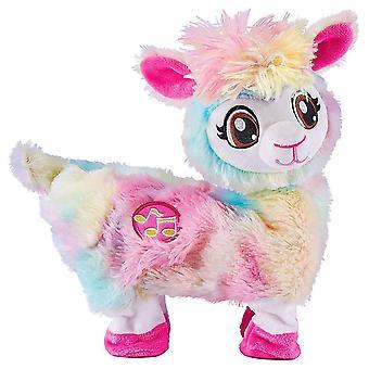 Pets Alive Boppi the Booty Shakin Rainbow Llama