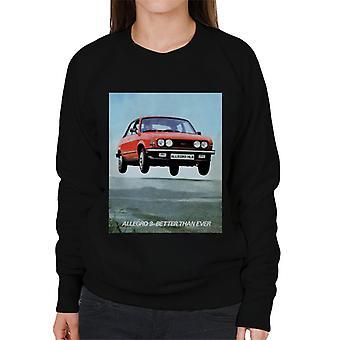 Austin Allegro 3 Better Than Ever British Motor Heritage Women's Sweatshirt