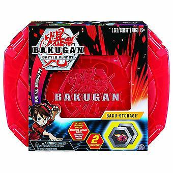 Bakugan Storage Case Red - Dragonoid