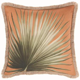 Linen House Livia Banana Tree Square Pillowcase