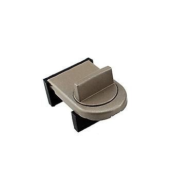 Safety Anti-theft Lock Wedge With Rubber