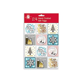 Anker Gift Tags Handcrafted Contemporary x 24 XAJGT203