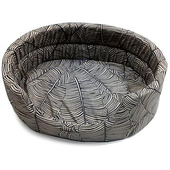 Yagu Open Crib with Cushion Fall (Dogs , Bedding , Beds)