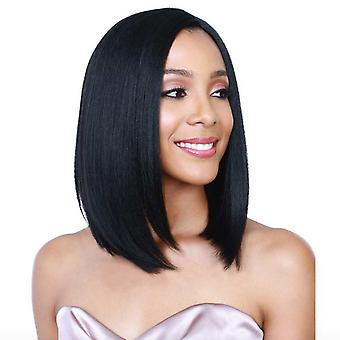 European And American Wig Female Short Section Mid-bob Head Wig