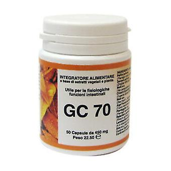Gc 70- Colon Cleansing 50 tablets of 450mg