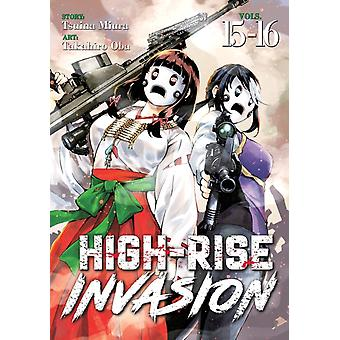 HighRise Invasion Vol. 1516 by Miura & Tsuina