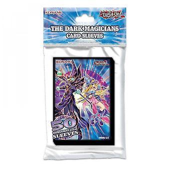 Yu-Gi-Oh! The Dark Magician Card Sleeves 50 Pack