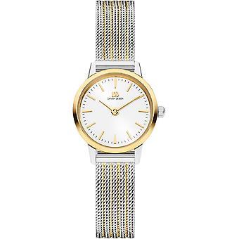 Danish Design Akilia Mini Watch - Silver/Gold