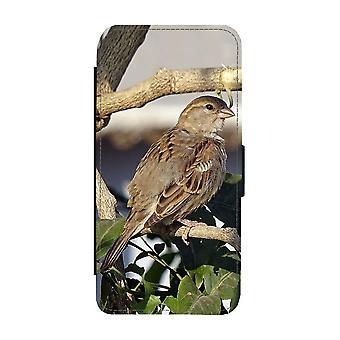 Bird House passero iPhone 12 / iPhone 12 Pro Custodia portafoglio