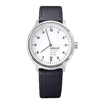 Mondaine Helvetica MH1. R2210.LB men's watch