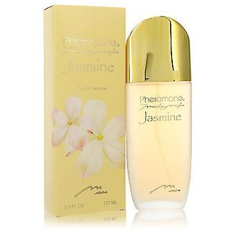 Pheromone Jasmine Eau De Parfum Spray By Marilyn Miglin 3.4 oz Eau De Parfum Spray