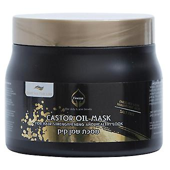 Caster Oil Mask For Hair Strengthening And Healthy Look