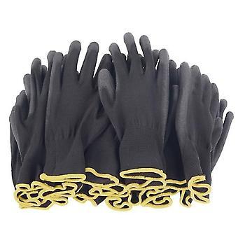 6-24 paren van nitril veiligheid gecoate werkhandschoenen