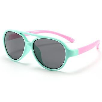 Kinder polarisierte Sonnenbrille,/jungen Silikon Flexible Soft Frame Brillen