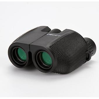 10x25 HD جميع البصرية مناظير مناظير خضراء مقاومة للماء للفيلم للسياحة
