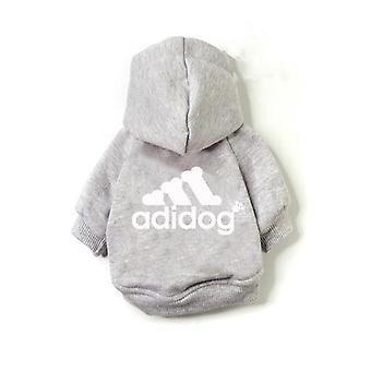 Dog Winter Warm Fashion Hoodie Pet Clothes Shirt