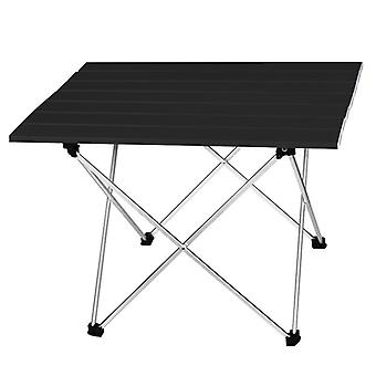Portable Table Foldable Folding Camping Hiking Desk Computer Bed Traveling