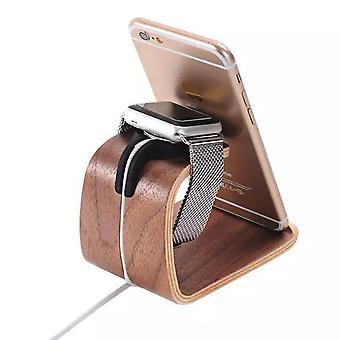 Apple Watch -laturi ja puhelimen pidike
