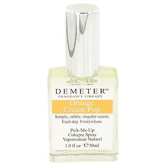 Demeter oranje crème Pop Cologne Spray door Demeter 1 oz Cologne Spray