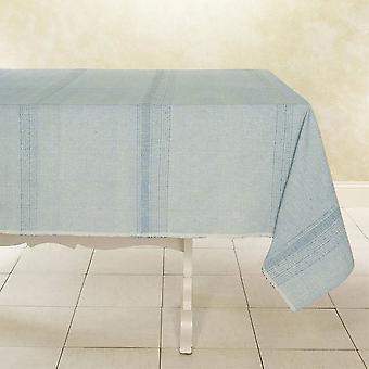 Spura Mano casera hecho indio oriental Junipur Berry Cotton TableCloth 5'x7'