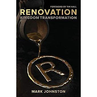 Renovation by Mark Johnston - 9780648173434 Book