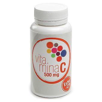 Artesania Agrícola C-vitamiini 500Mg, Ester-C 60 Kapselit