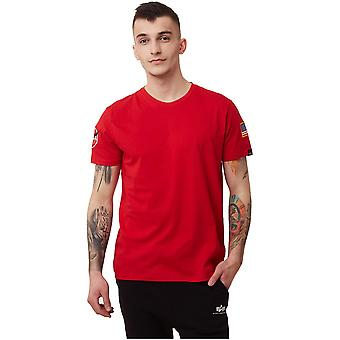 Alpha Industries Nasa 176506328 universal all year men t-shirt