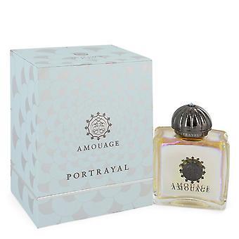 Amouage Portrayal by Amouage Eau De Parfum Spray 3.4 oz