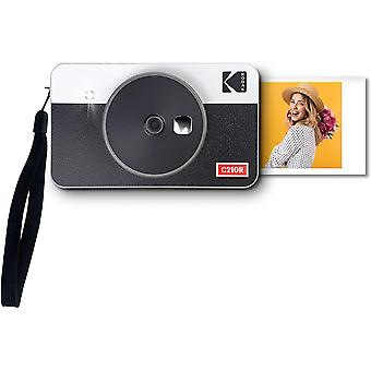FengChun Mini Shot 2 Retro, Tragbare Sofortbildkamera und Fotodrucker, iOS und Android, Bluetooth,