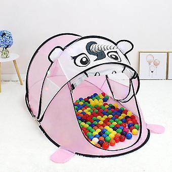 Outdoor Sports Game Namioty Namiot dla dzieci Dom Cartoon Animal Tiger Namiot Dla Dzieci Dzieci Baby Play House Zabawki dla chłopców