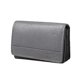 Arrigo 02B-337R, Adult Unisex Wallet, Grey (Grey (Grijs Grijs)), 3x8.5x12.5 cm (B x H x T)