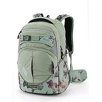 Nitro Superhero Pack, Unisex-Adult Backpack, Dead Flower, 44x30x22cm / 30 Liter