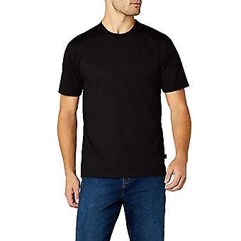 Trigema Deluxe T-Shirt, Black, 3XL Men's